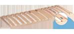 Дървени рамки