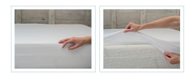 Непромокаеми -  Непромокаем протектор за матрак Cotton